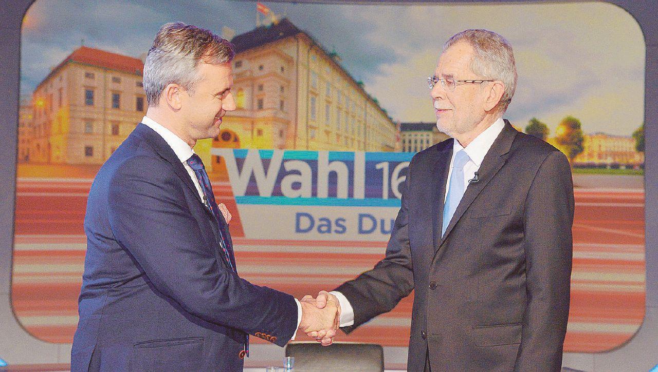 Il voto postale, secondo rush finale per l'Austria infelix