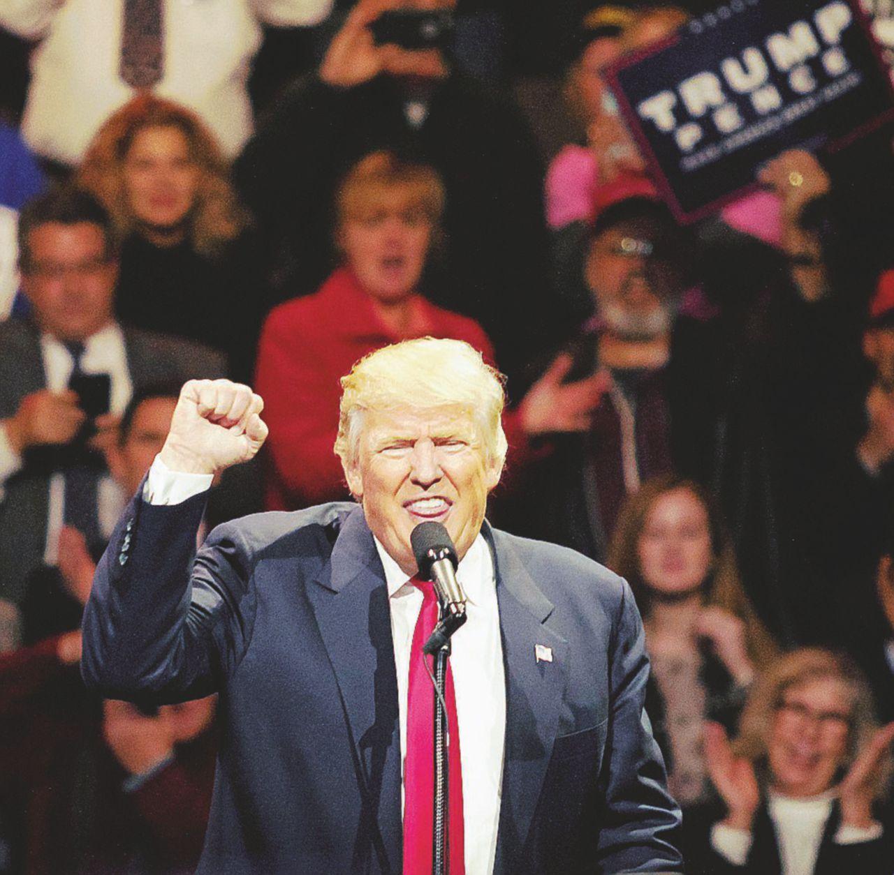 """Donald """"lo scardinatore"""" fra strategia e ignoranza"""