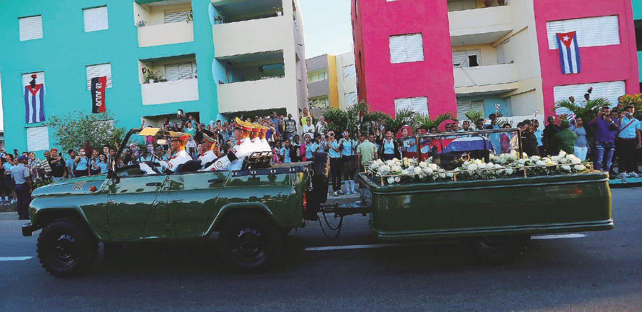 """""""Dignità e indipendenza: siamo i nipotini di Castro"""""""