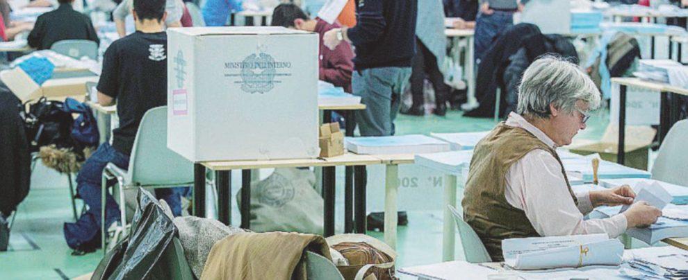 I guai per lo spoglio delle schede estere e la psicosi da matita: cronache dai seggi