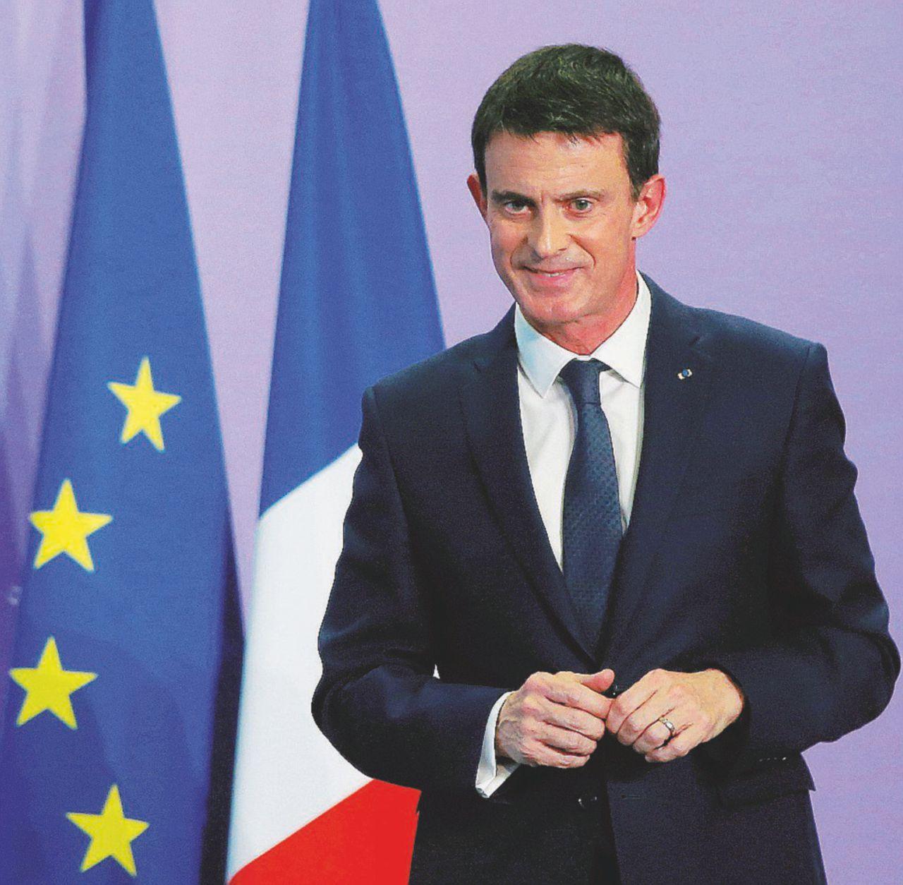Valls contro il ritorno del Fillon prodigo