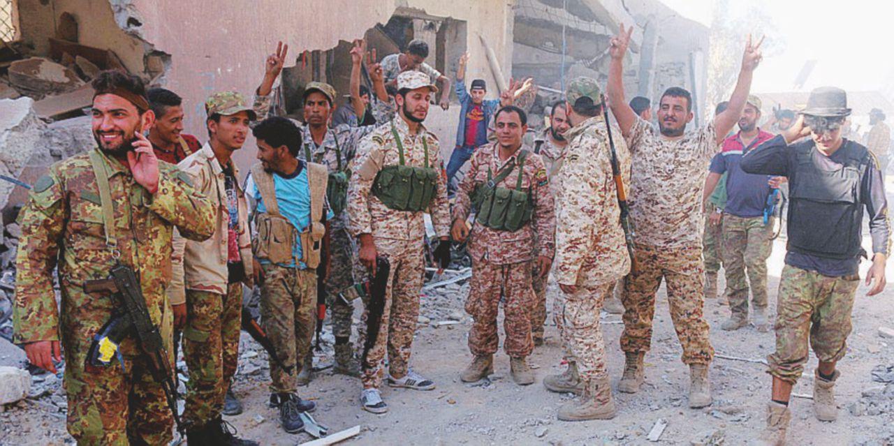 Sirte liberata dall'Isis, e Putin sogna Bengasi