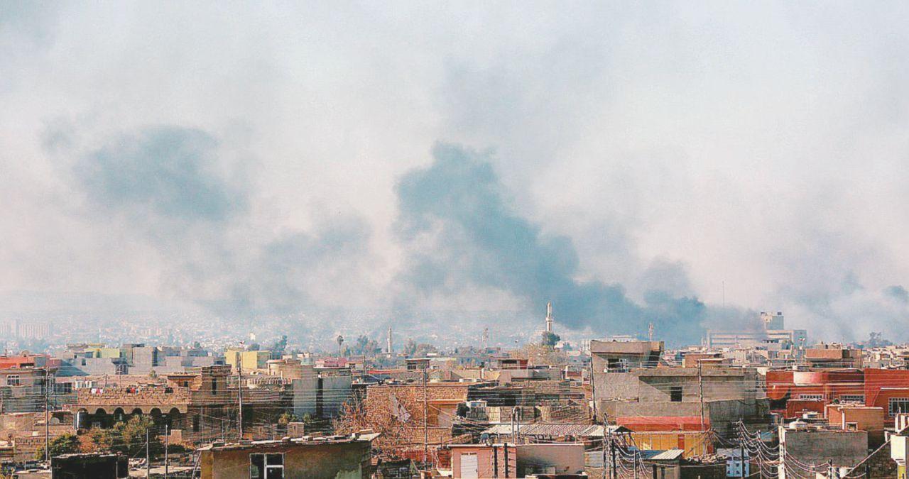 Un medico a Mosul: all'inferno e ritorno