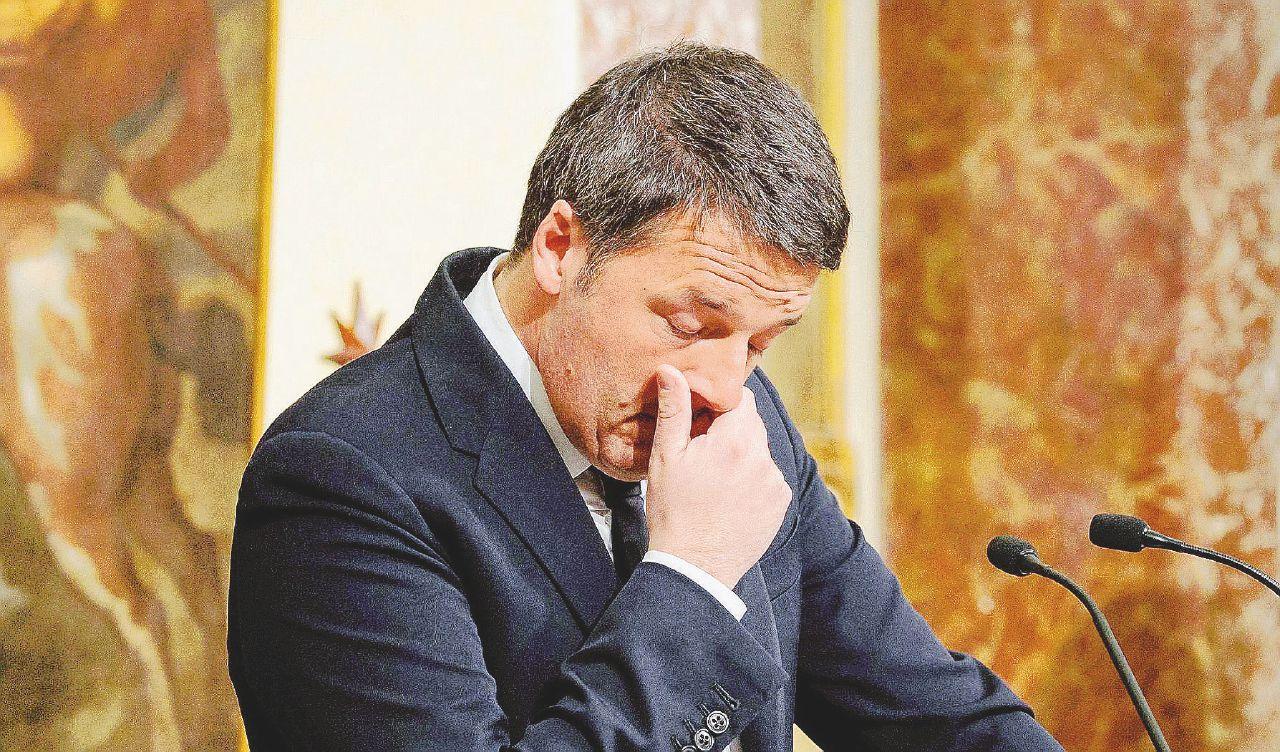 In Edicola sul Fatto del 7 dicembre: Renzi prende altre due sberle. Il premier uscente è in stato confusionale