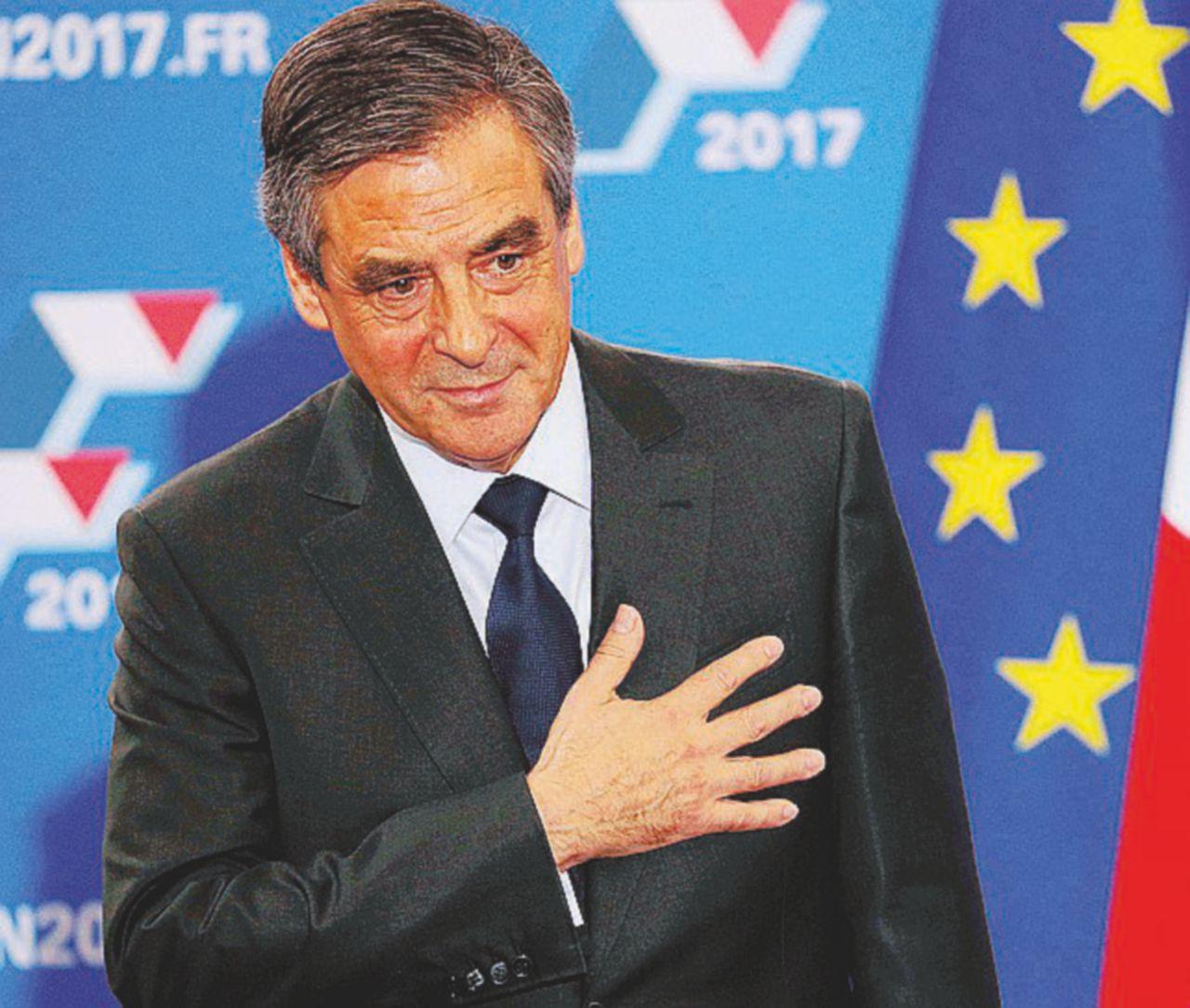 Stile Fillon, meno statali e più voti