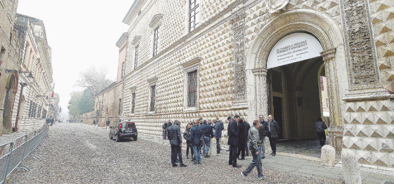 Così a Ferrara è stato scambiato il Medioevo per il Rinascimento