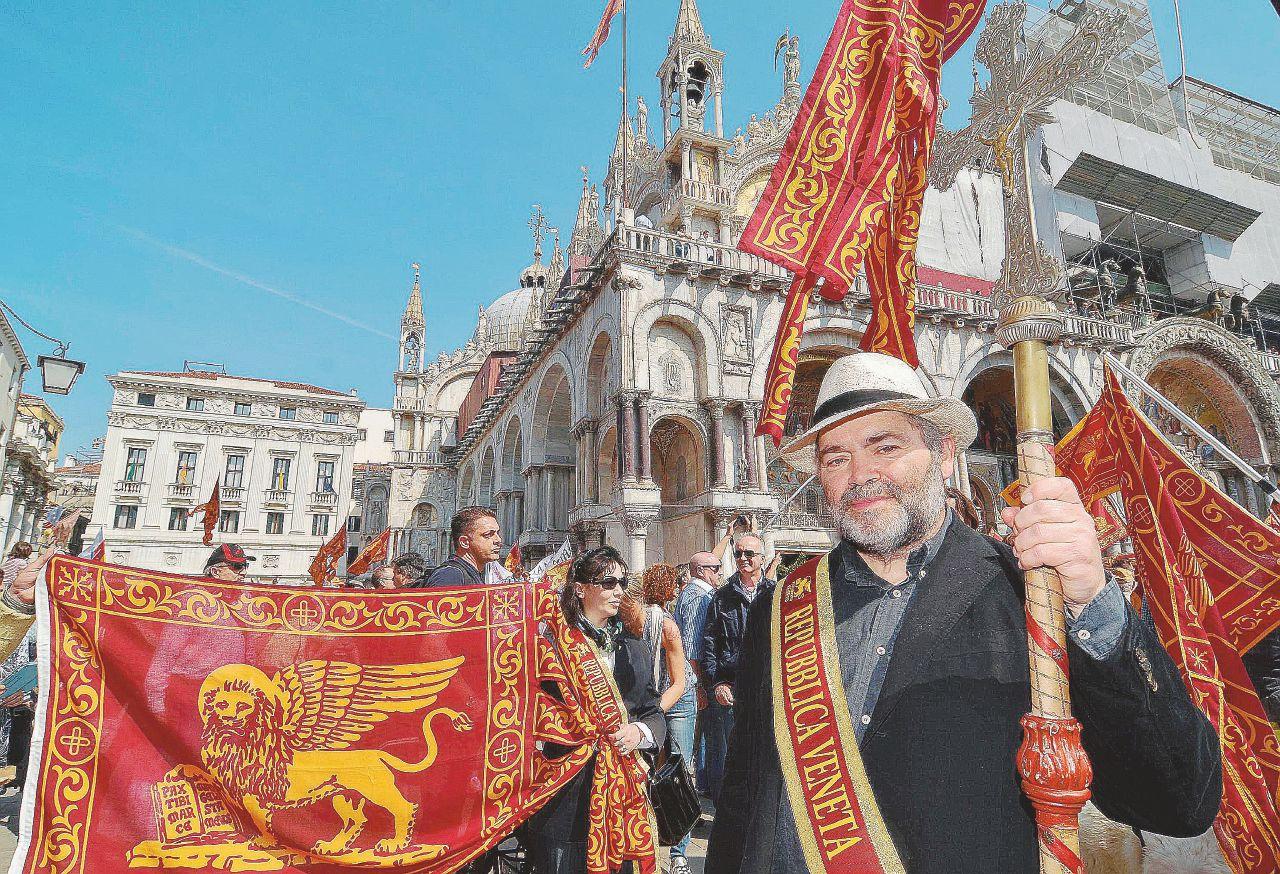 Il ritorno del Veneto indipendentista che sfida il governo