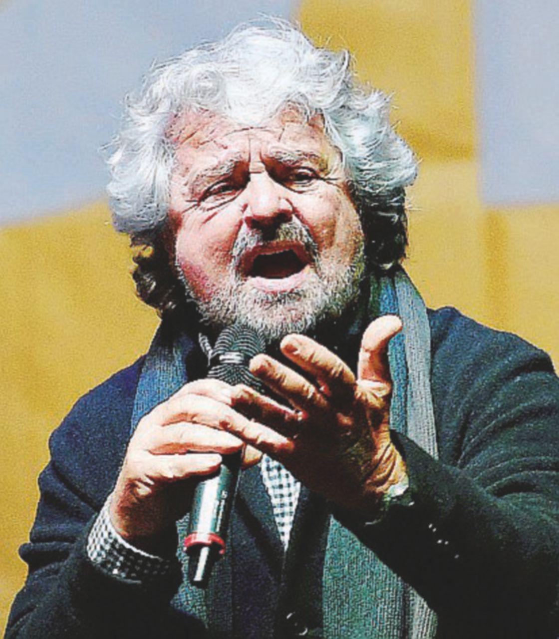 """Grillo avverte i suoi: """"Non voglio correnti nel M5S, chi non ci sta si faccia da parte"""""""