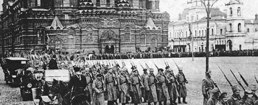 Cent'anni fa, ma sembra oggi: le destre dei nuovi bolscevichi