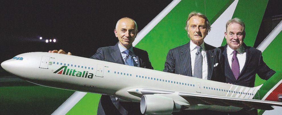 Alitalia perde mezzo milione al giorno (e vola troppo basso)