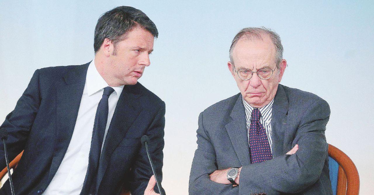Sul Fatto del 10 dicembre: Renzi pensa a poltrone e Servizi. Il crollo Mps lo fa pagare a noi