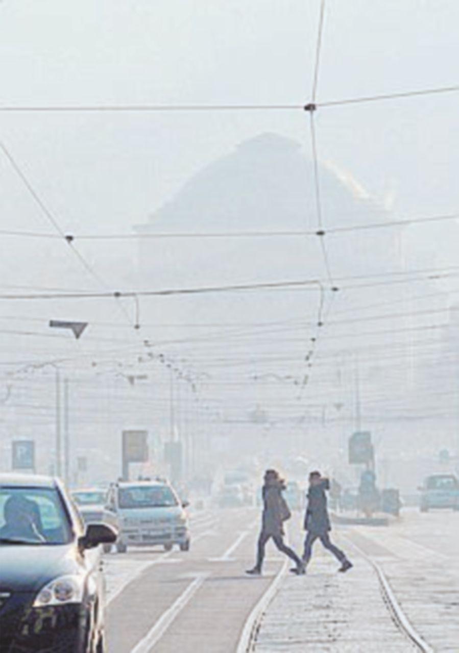 """Smog, Coldiretti: """"Verde insufficiente, città in allarme"""""""