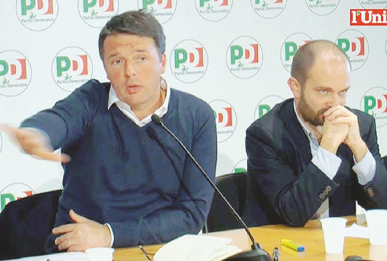 Dal Pd al partito di Matteo: il congresso secondo Renzi