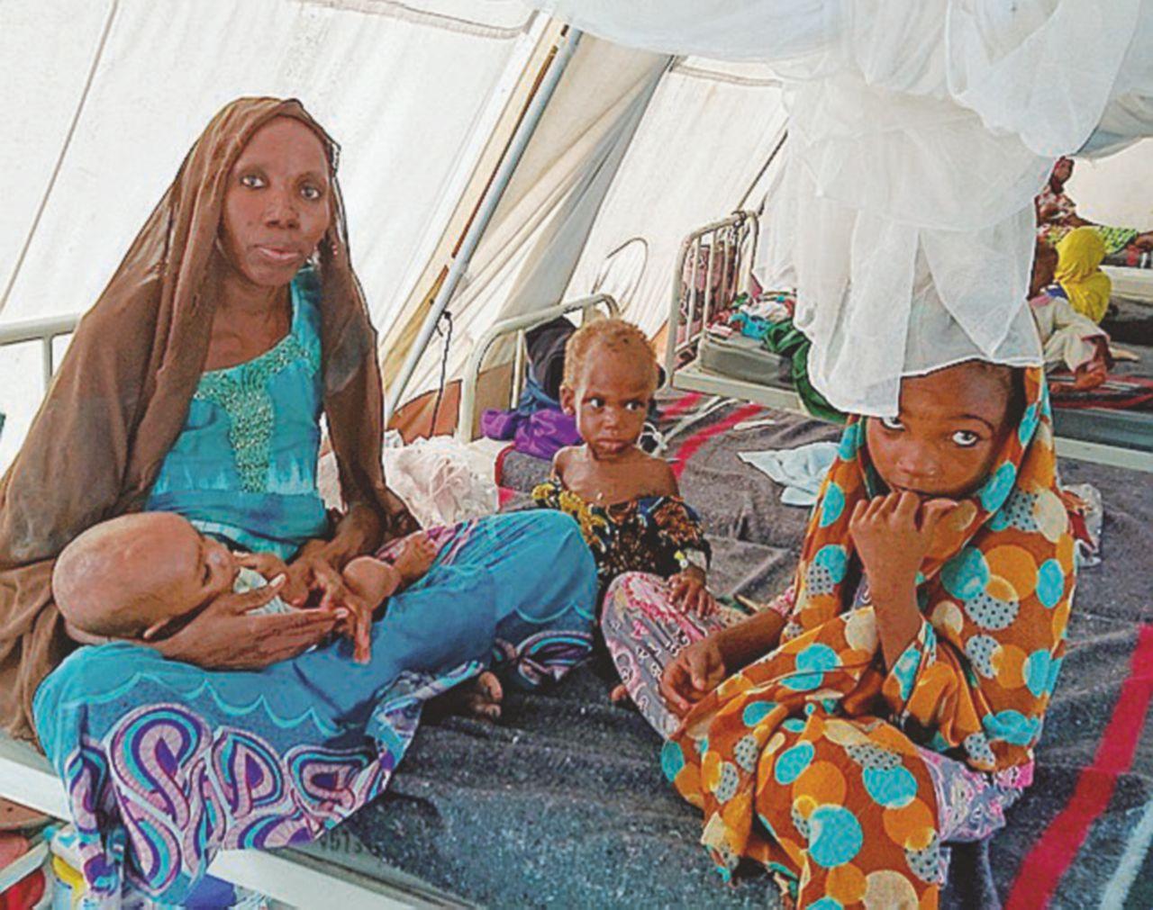 La guerra e la fame: è tornata la strage dei bambini nigeriani