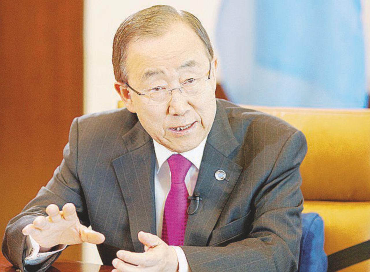 Ban Ki-moon, una carriera da uomo invisibile