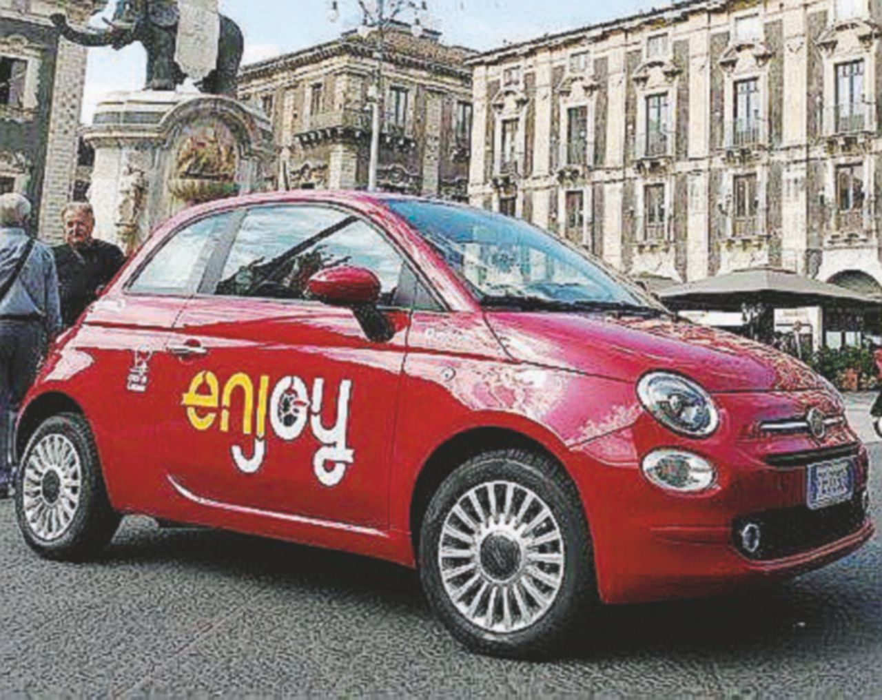 Car sharing, cento auto Enjoy rubate e rivendute in pezzi: danno da 1,5 milioni di euro