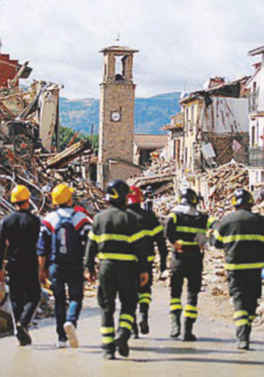 Il decreto terremoto è legge: 300 milioni per la prima fase