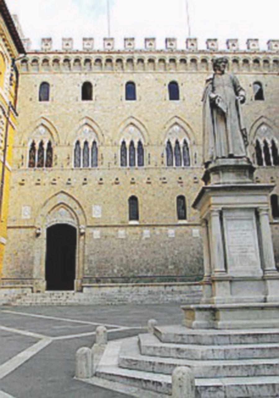 Montepaschi, piano di conversione appeso al sì della Consob