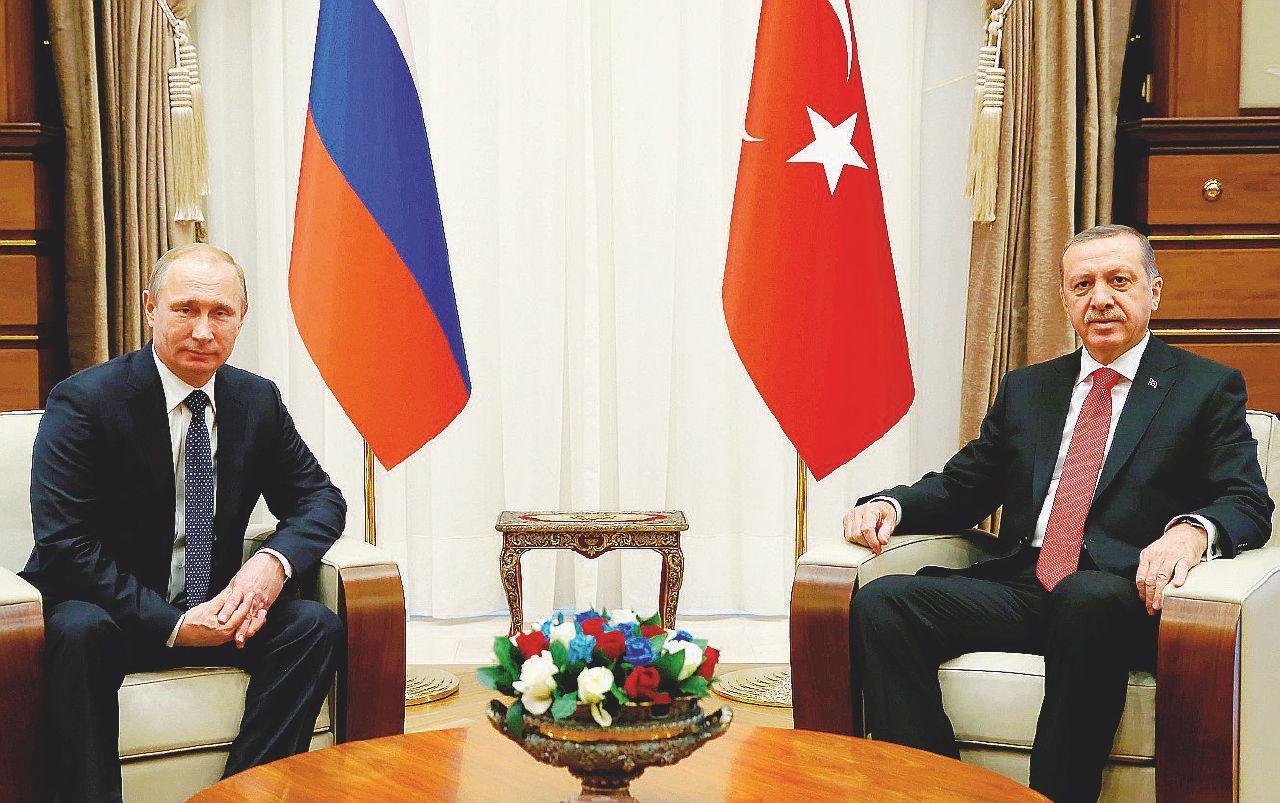 Lo Zar e il Sultano: ecco i nuovi padroni d'Oriente