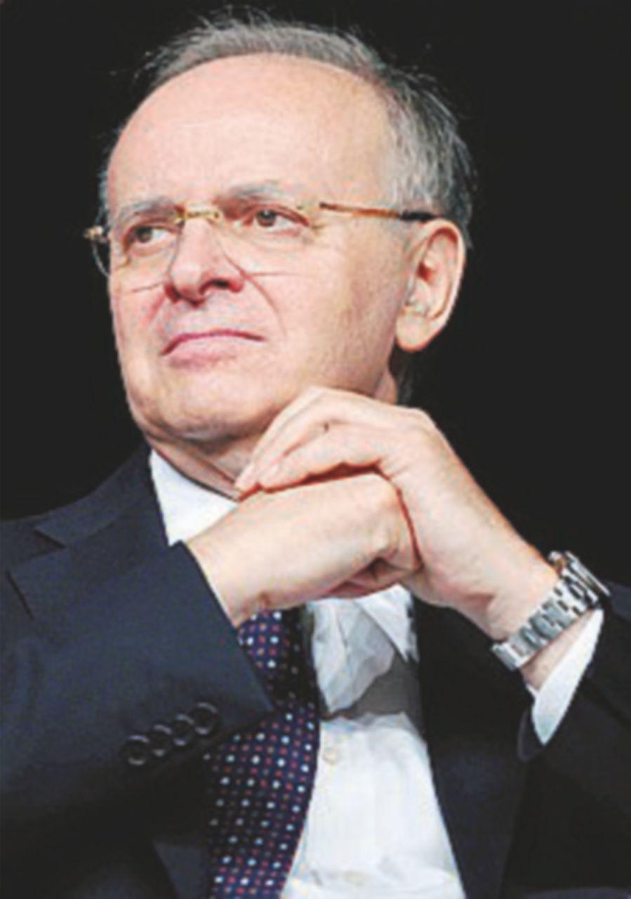 """Il j'accuse di Davigo: """"Da anni la politica premia i corrotti"""""""