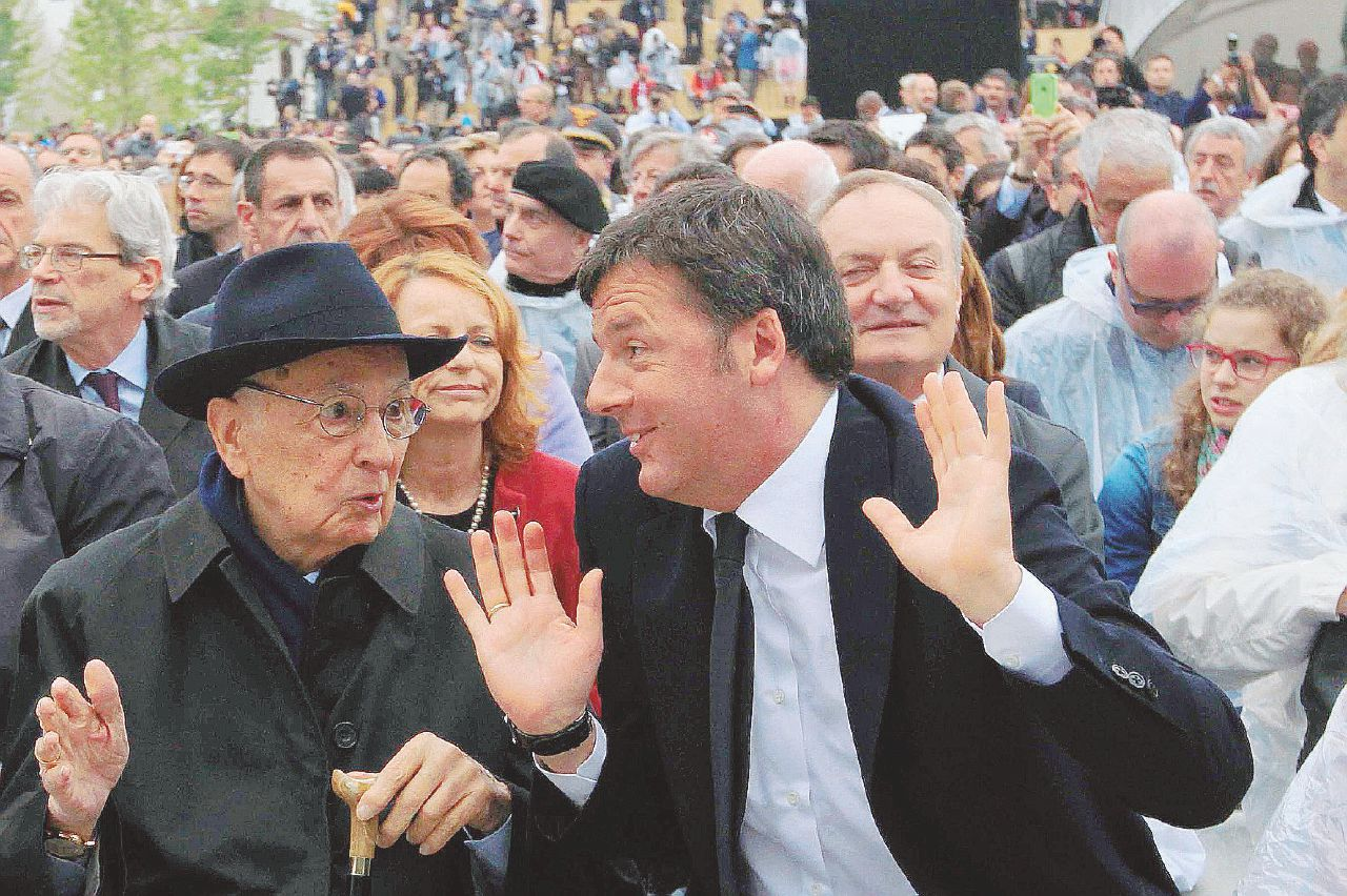 """Il """"patto"""" Bruti-Napolitano che intrappolò l'inchiesta"""