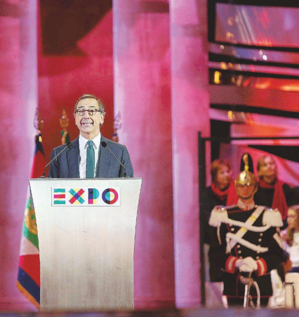 Nel mirino – L'ex ad di Expo spa Giuseppe Sala