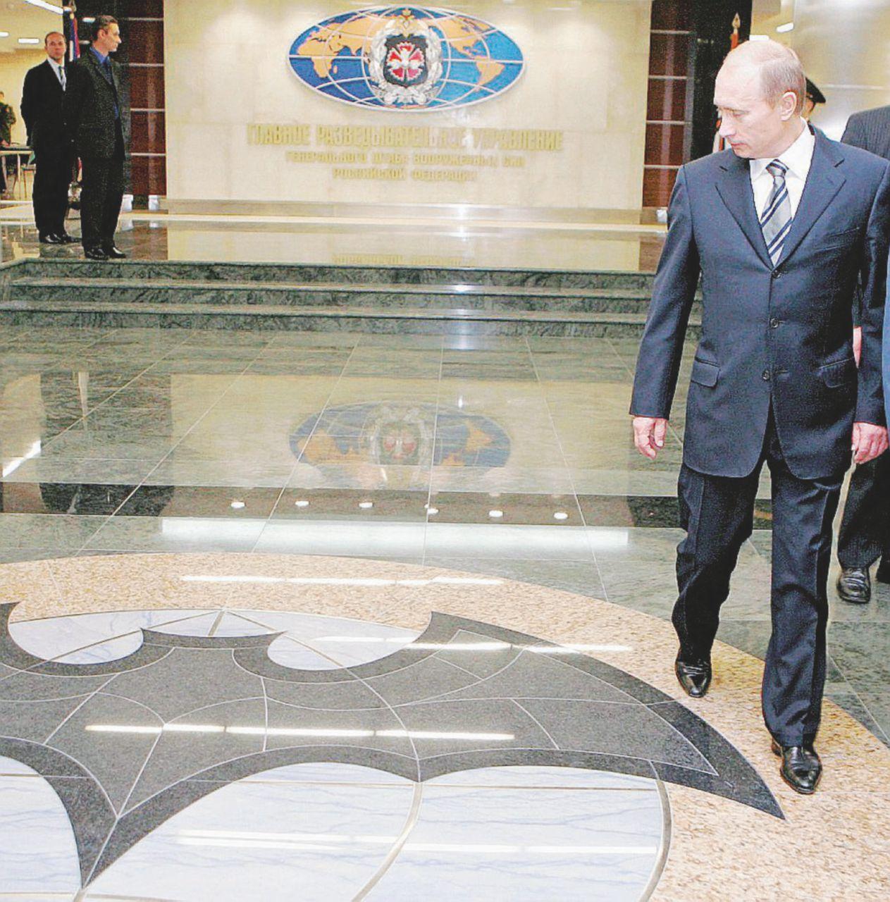 """Gli """"orsi fighetti"""" braccio armato dei servizi di Putin"""