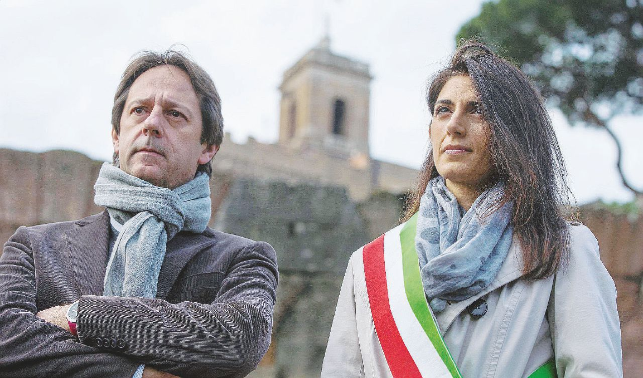 Raggi a sinistra: Bergamo vice, Montanari assessore