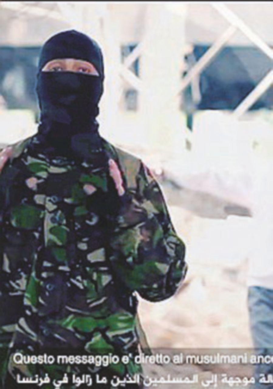 """Daesh fa propaganda """"Devi combatterli"""": sottotitoli in italiano"""