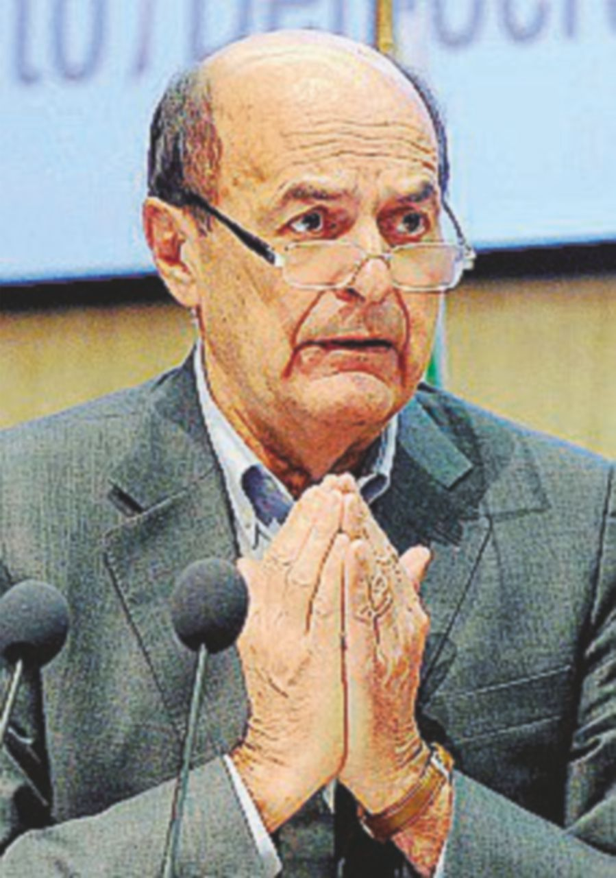 "Jobs act, Bersani: ""Sul Referendum? libertà di voto"""