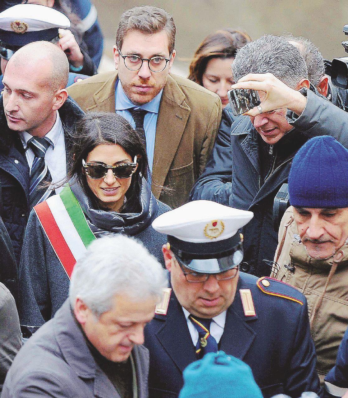 """Scarpellini confessa ai pm: """"Ho dato quei soldi a Marra"""""""