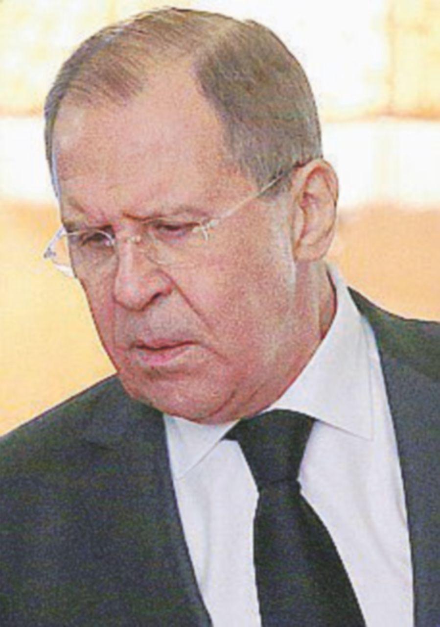 """Lavrov: """"Siamo noi con Iran e Turchia i garanti in Siria"""""""