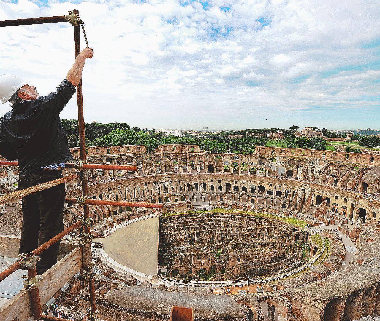 """""""Colosseo, gli sprechi c'erano ma ora li stiamo tagliando"""""""