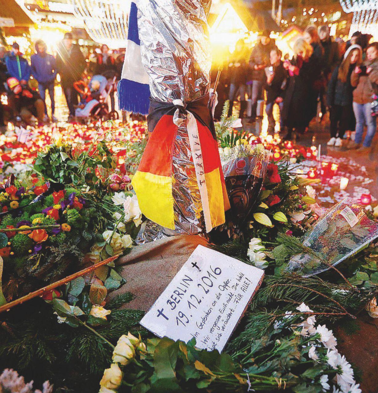 Il fantasma di Anis il killer non ferma le feste tedesche
