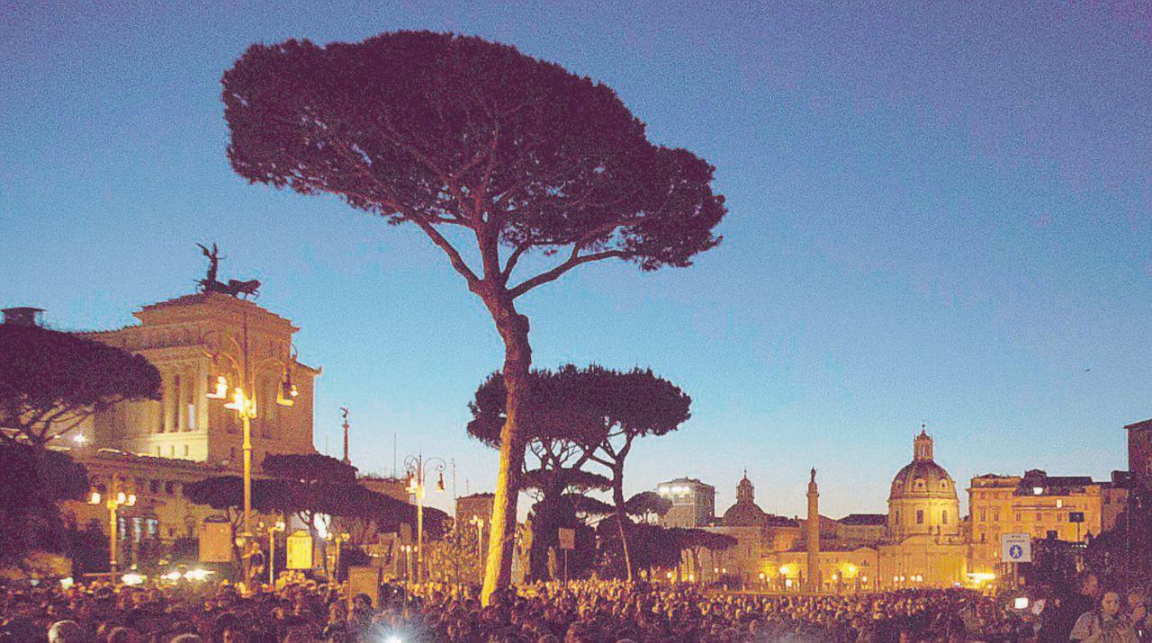 Sì, forse era meglio che Roma non fosse la vostra Capitale