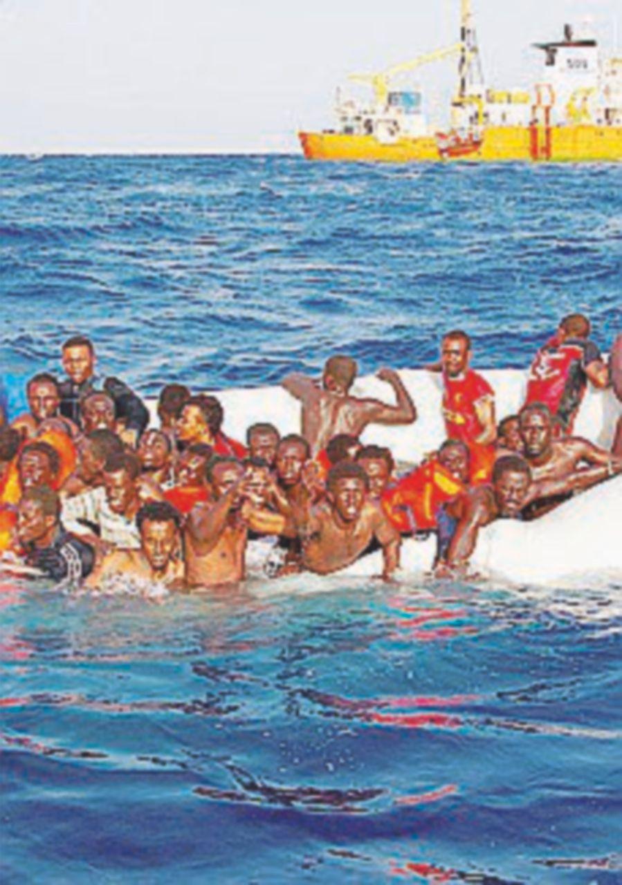 Cinquemila migranti morti quest'anno nel Mediterraneo