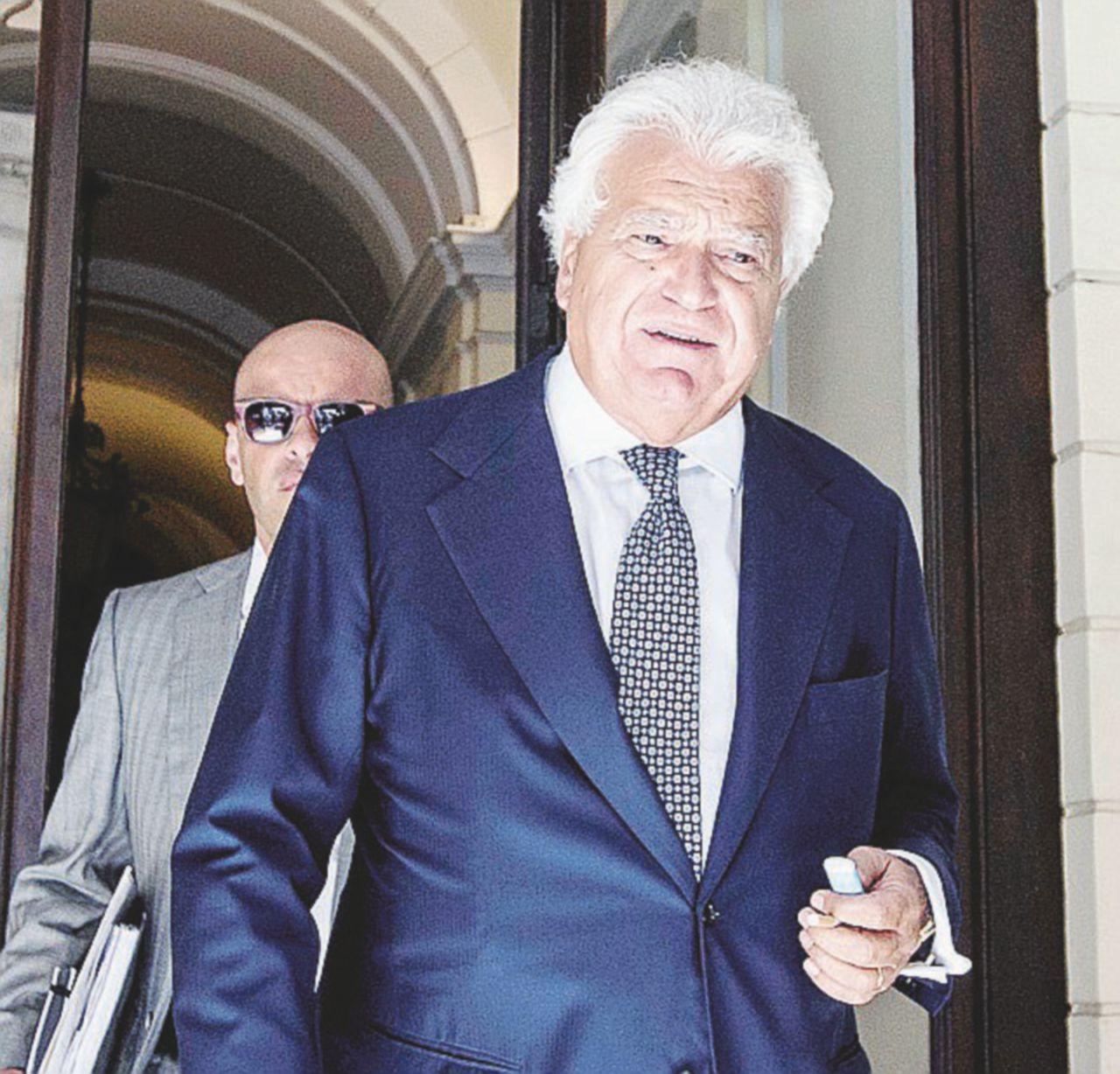 Verdini scende a Roma, il premier non lo incontra