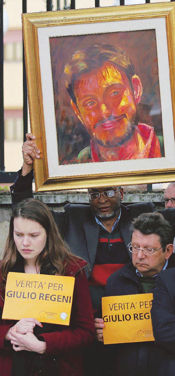 Tradito, catturato, torturato: l'abisso egiziano di Regeni
