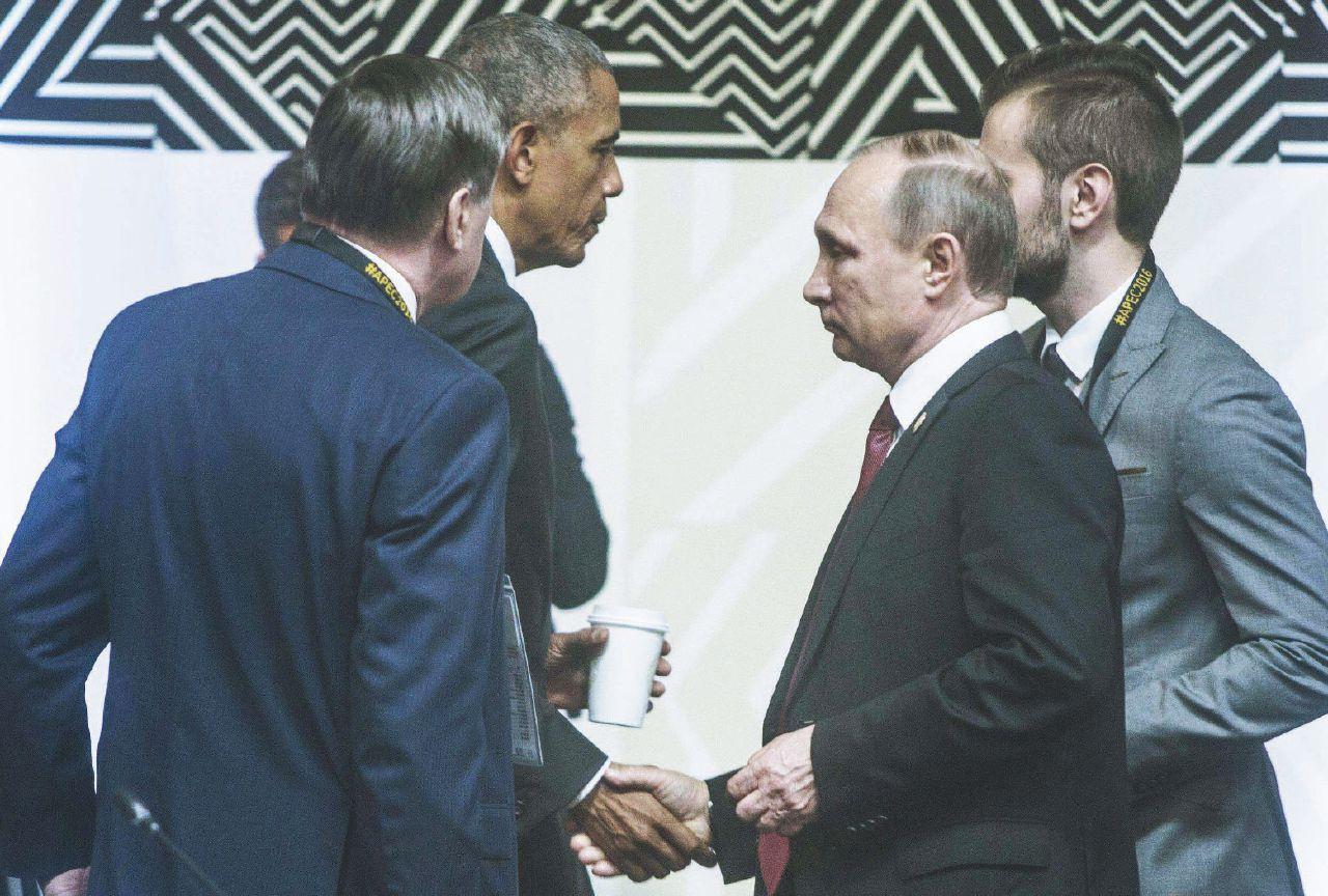"""La magnanimità dello Zar: """"Noi non cacciamo nessuno"""""""