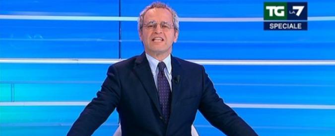 """Ascolti tv, boom di La7 con il referendum. Gli spettatori """"snobbano"""" Rai-Mediaset"""