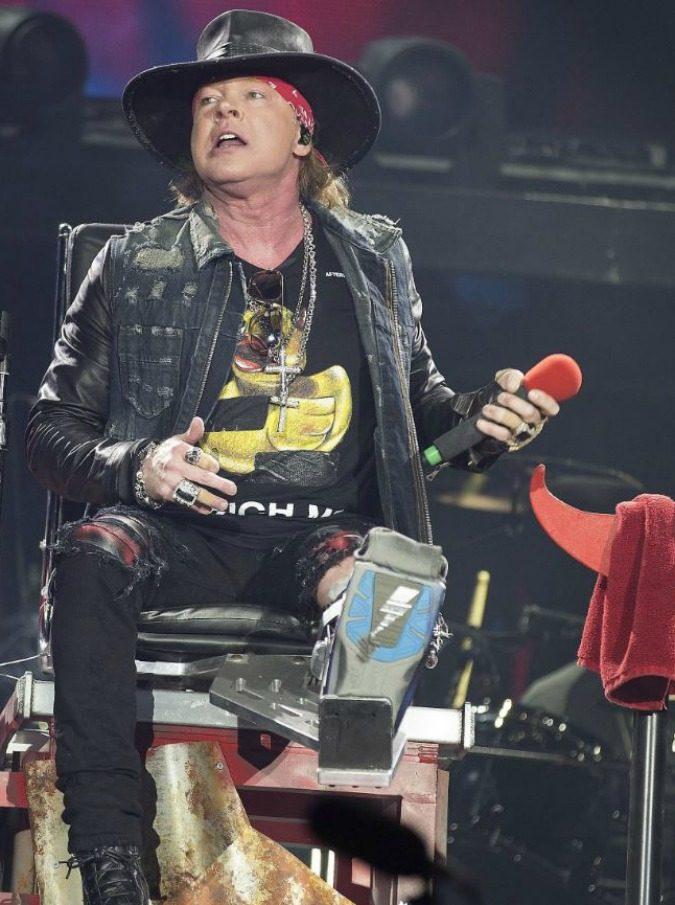 Guns N' Roses, concerto a Imola il 10 giugno 2017: Slash e ...