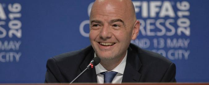 """Mondiali di calcio, la Fifa vuole cancellare i pareggi. """"E aumentare il torneo a 48 squadre"""". Decisione a gennaio"""