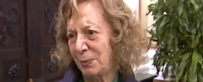 Morta Giulia Spizzichino a 90 anni, sopravvissuta alla Shoah: contribuì all'estradizione di Erich Priebke