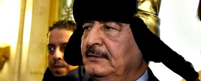 """Haftar a Mosca: """"Russia fondamentale per il futuro della Libia"""". Così il Cremlino gioca la nuova mossa nel Mediterraneo"""