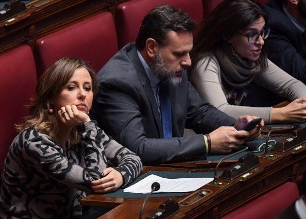 La capogruppo M5s Giulia Grillo