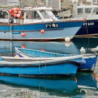 Il porto di Mousehole