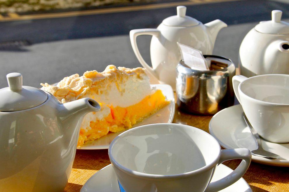 Il tè a Looe