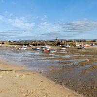 Bassa marea a St Ives