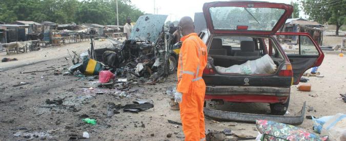 Nigeria, due bambine kamikaze si fanno esplodere in un mercato di Maiduguri