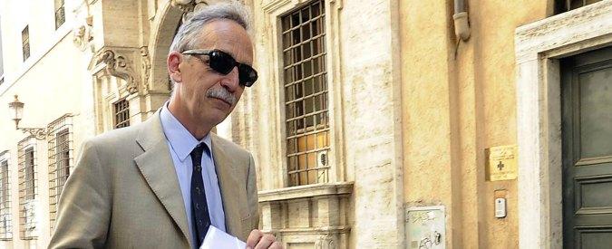 """Roma, Berdini: """"Manovre per farmi fuori. Lo Stadio? Modifiche o me ne vado"""""""